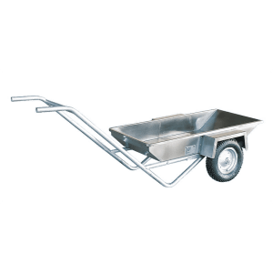 Trolley for by-products